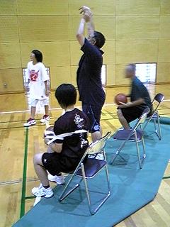 JBAコーチが
